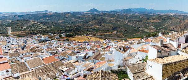 Villages around Ronda