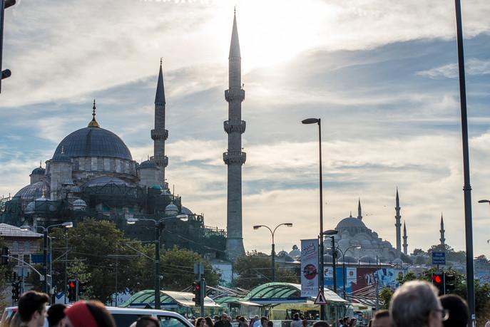 Istanbul Süleymaniye Mosque
