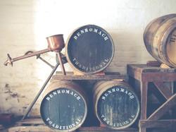Scotland Benromach whisky distillery