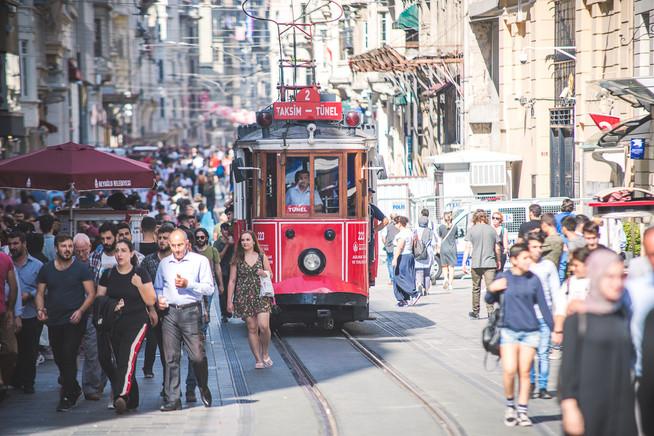 İstiklal Caddesi Istanbul