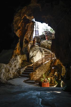 cave at Nyaung Shwe