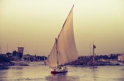Egypt Aswan Nil