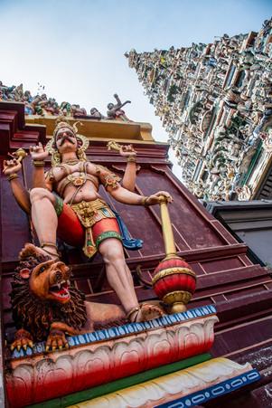 Hindu Temple Colombo