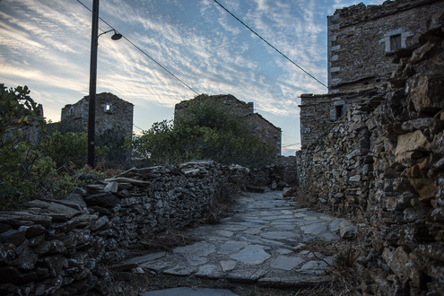 Around the very south of Greece near Porto Kagio