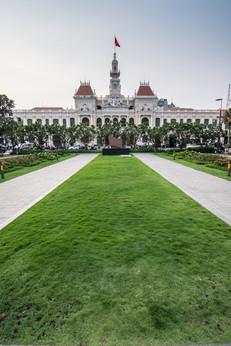 Hoh Chi Minh City