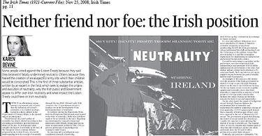 Irish Times 24 Nov 2008.JPG