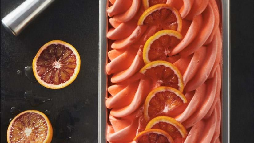 Blood Orange Gelato