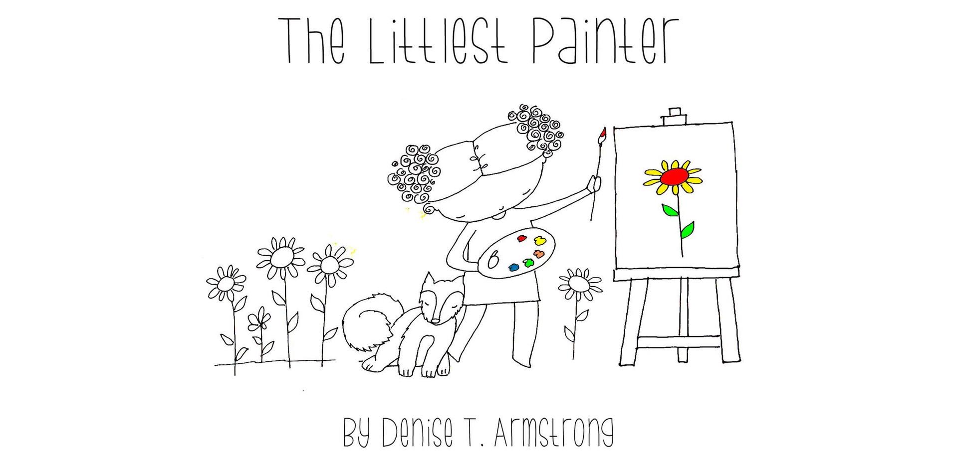 The Littlest Painter