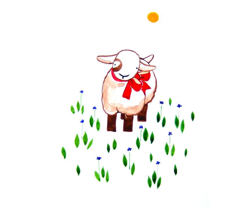 The Little Lamb
