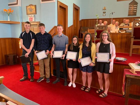 May 2019 - Celebrating Grade 12 Graduates