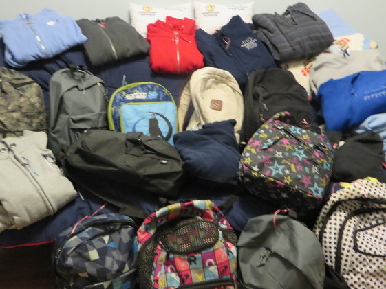 Couch Sufers Backpack Project