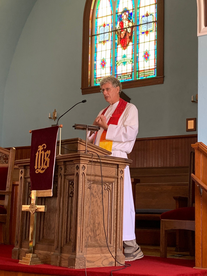 Rev. Phillip - first Sermon for July 5, 2020