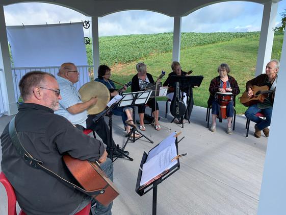 August 2019 Outdoor Worship Service