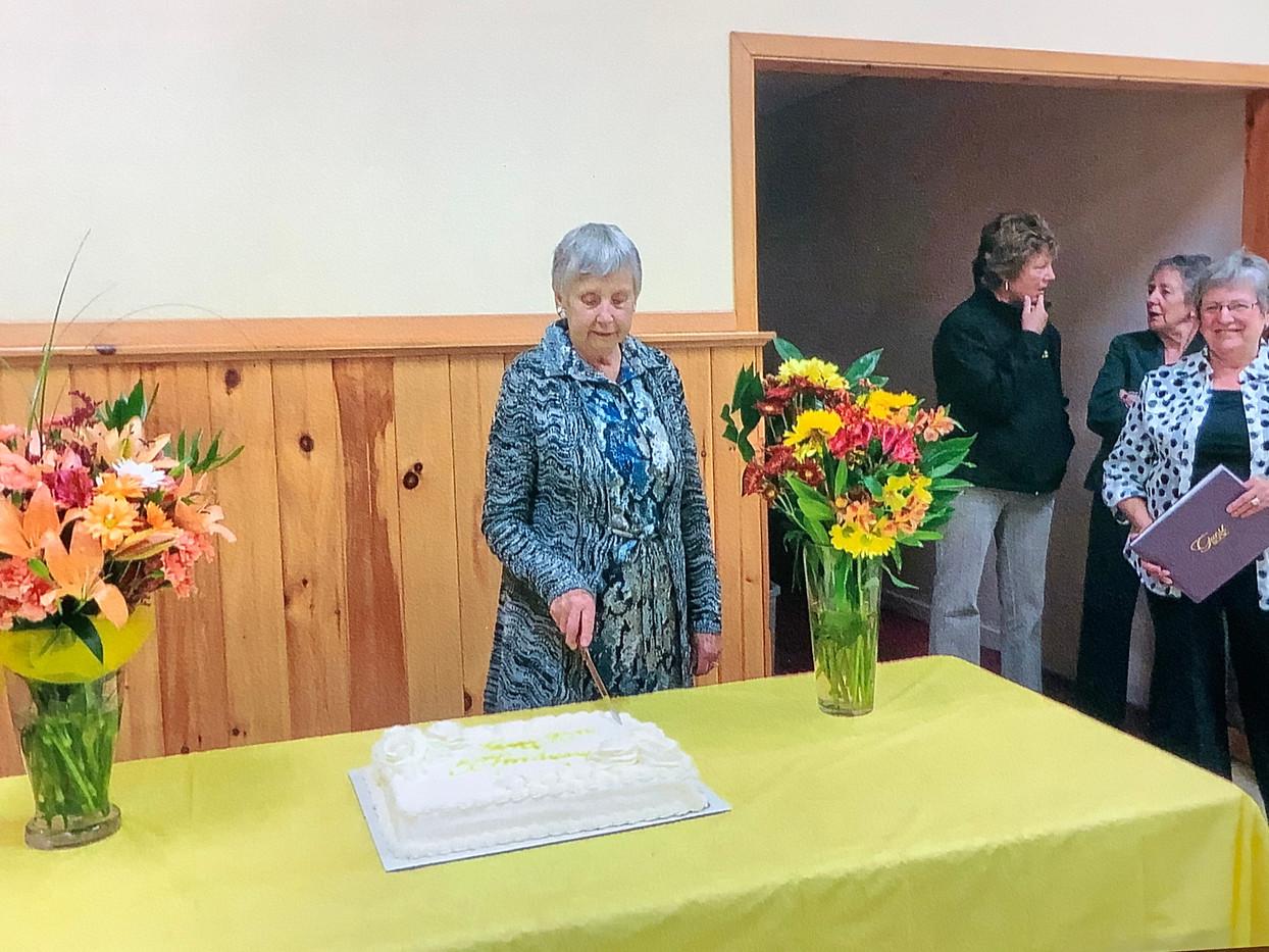 Church 90th Anniversary