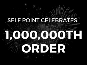 Self Point Celebrates One Millionth Order Placed on Client's Digital Store