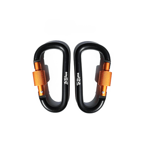 LeWave Sports Carabiner Set