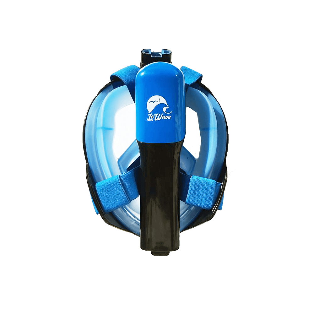 LeWave Sport - Snorkeling Mask Full Face - Blue