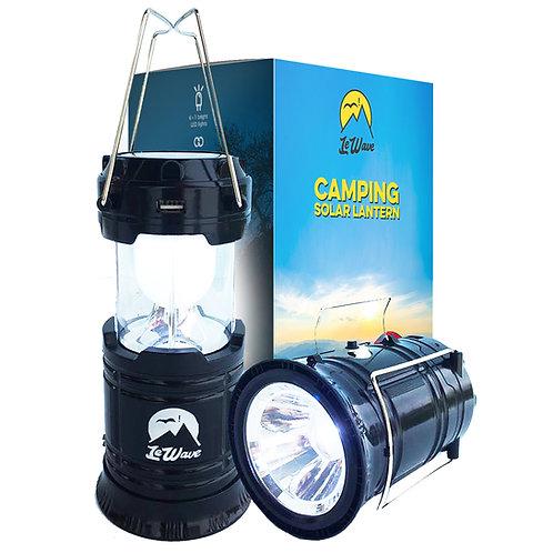 LeWave Sports Solar Lantern