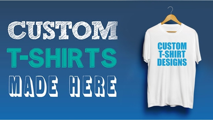 custom T-shirt printing in baner