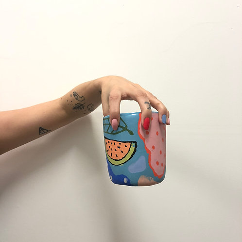 big sippin' doodle cup