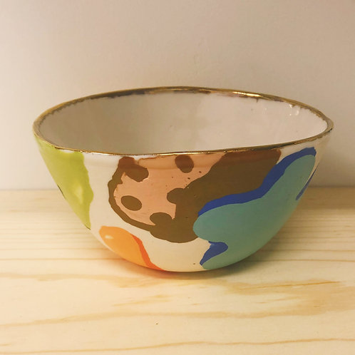 funky shapes bowl