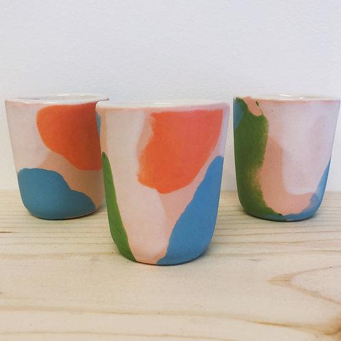 'lil set of 3 'lil blob cups