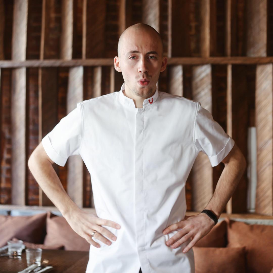 Maxim Gorelik – Chef Bartender