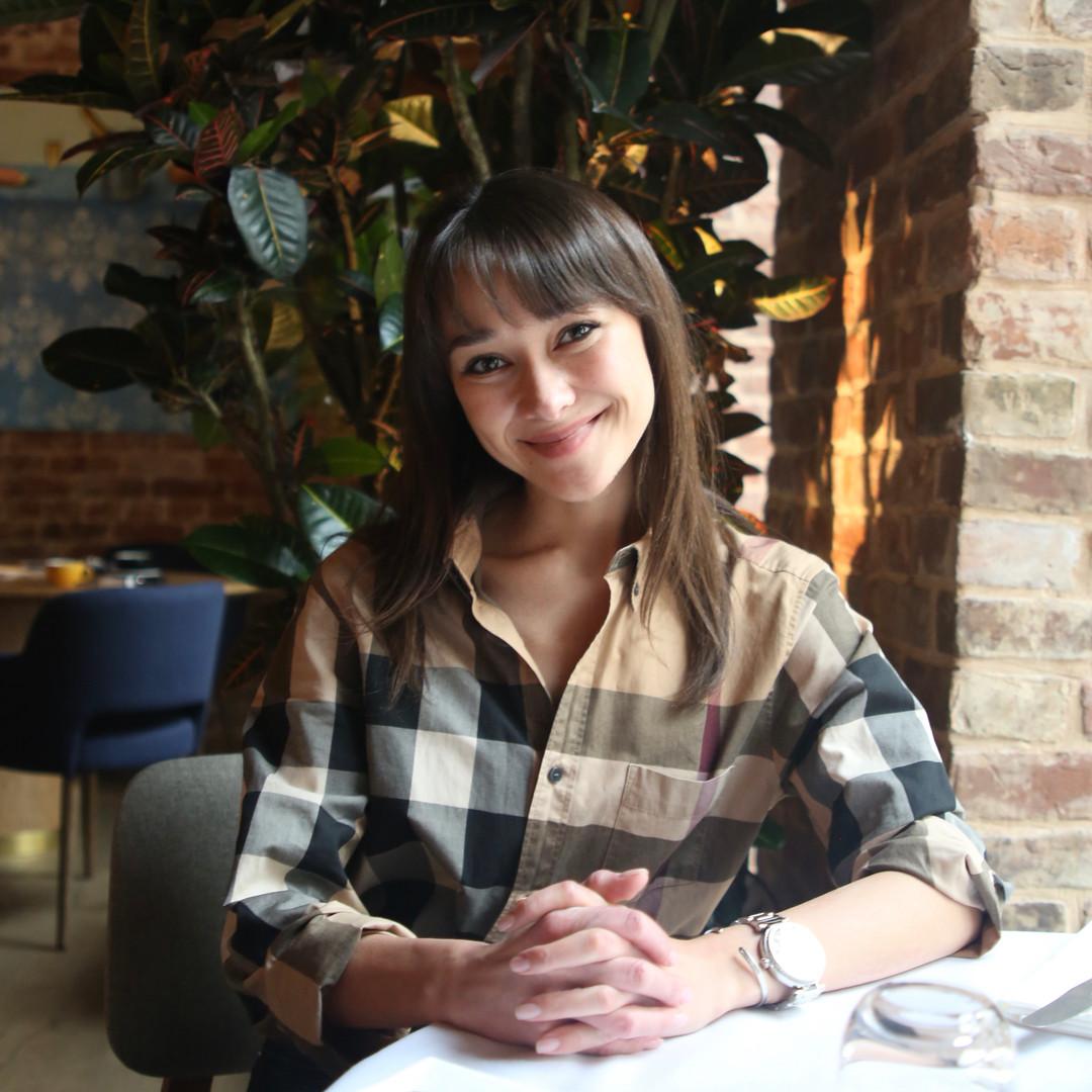 Елизавета Яковец  – PR