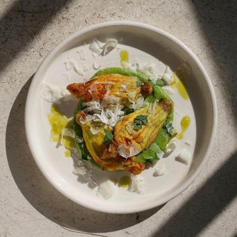 Летние блюда в Margarita Bistro