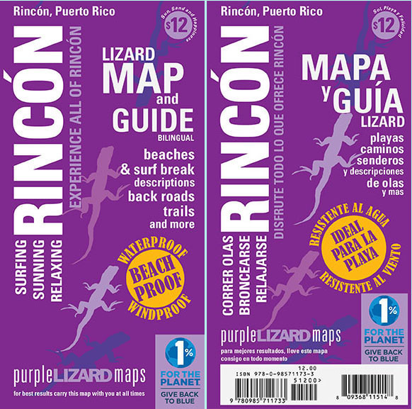 Rincon Map and Guide