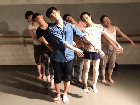 8/11、佐藤琢哉先生によるコンテンポラリーダンスWORKSHOPが行われました!