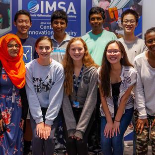 IMSA Chapter