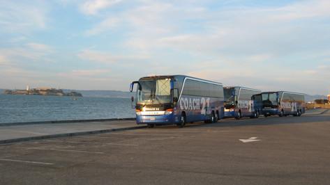 Coach 21 Fleet