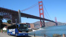 Coach 21 serves the SF Bay Area