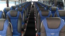 Coach 21 Interior