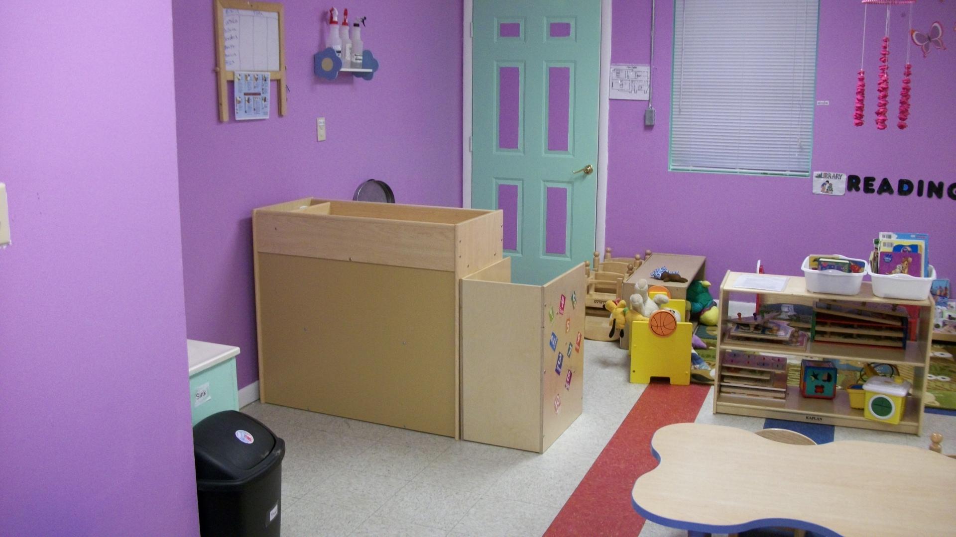 toddler classrm
