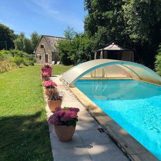 The Swimming Pool is looking great.....