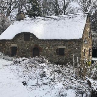Winter Wonderland at Le Hazay