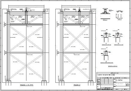 SILO DRAFTING DETAILS