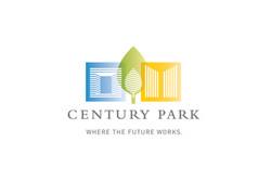 Century Park identity