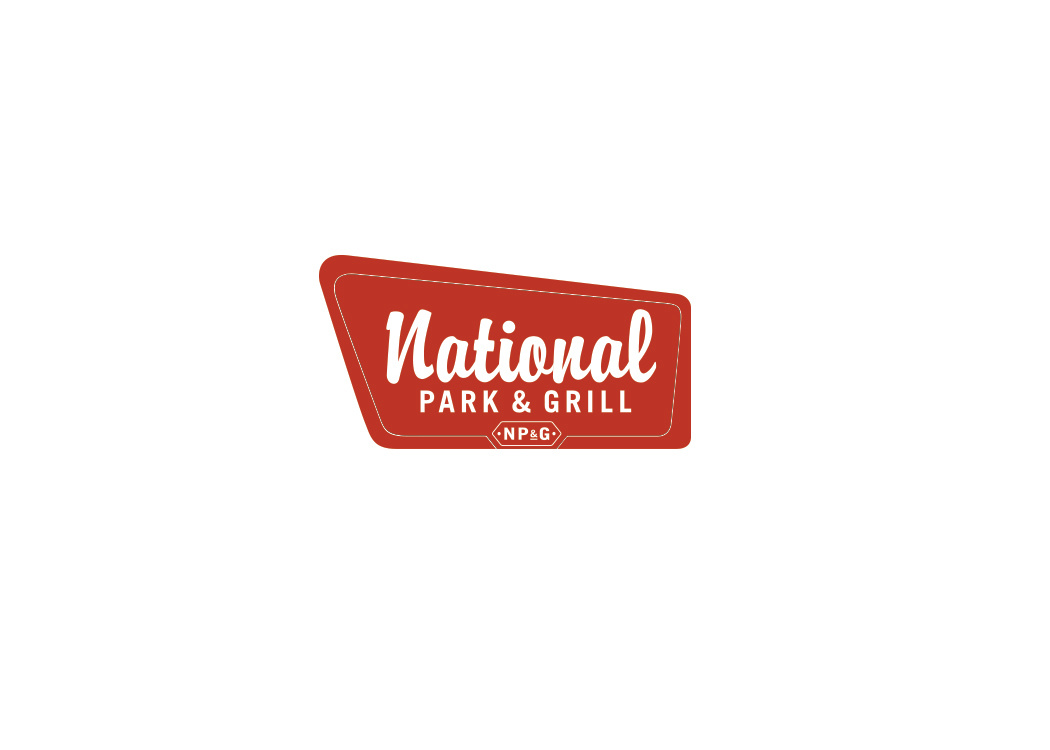 National Park & Grill identity