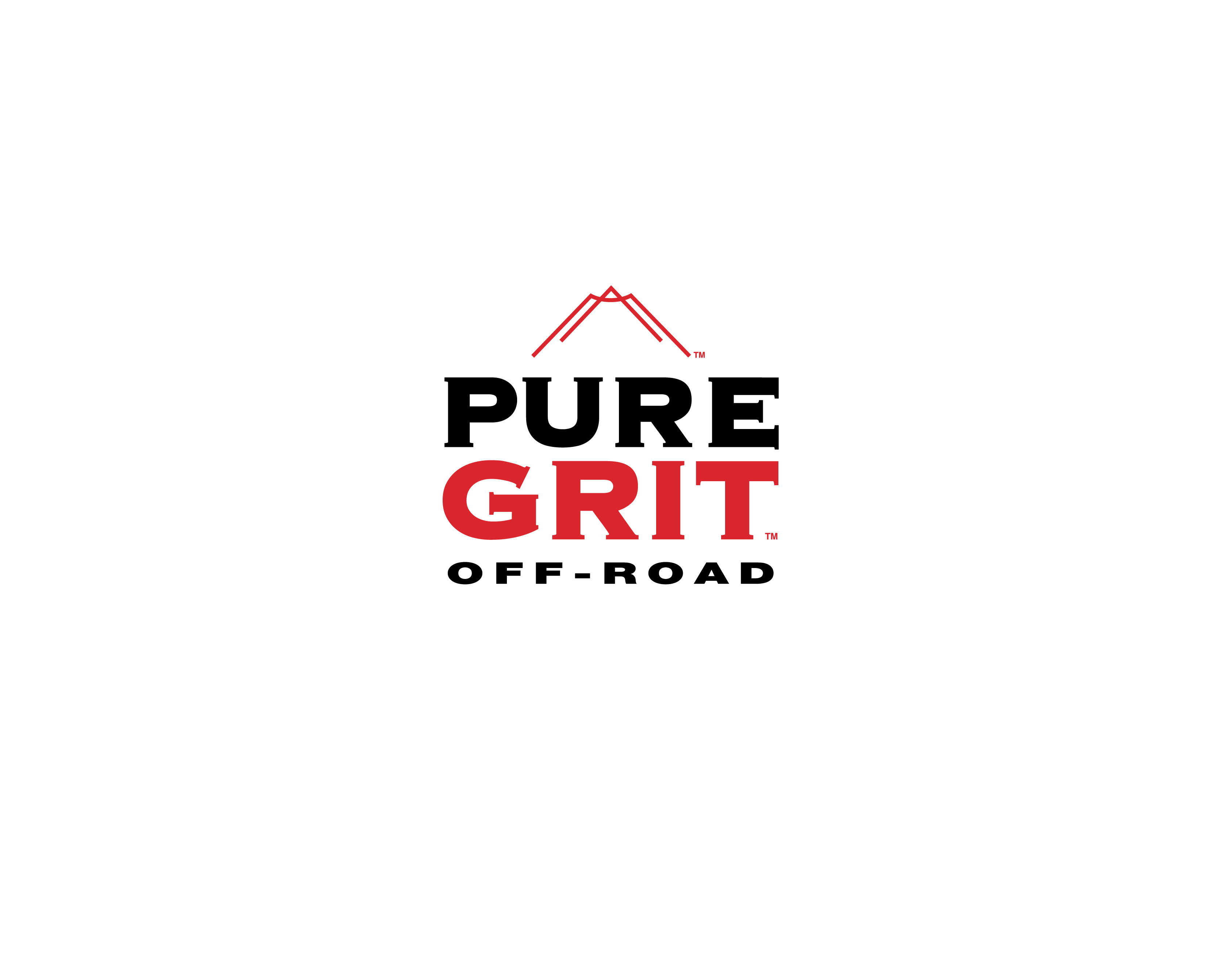 Pure Grit Off-Road Logo
