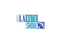 LA Auto Show identity