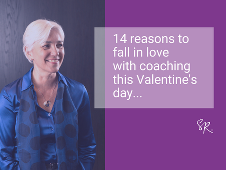 14 reasons to fall in love with coaching this Valentine's Day