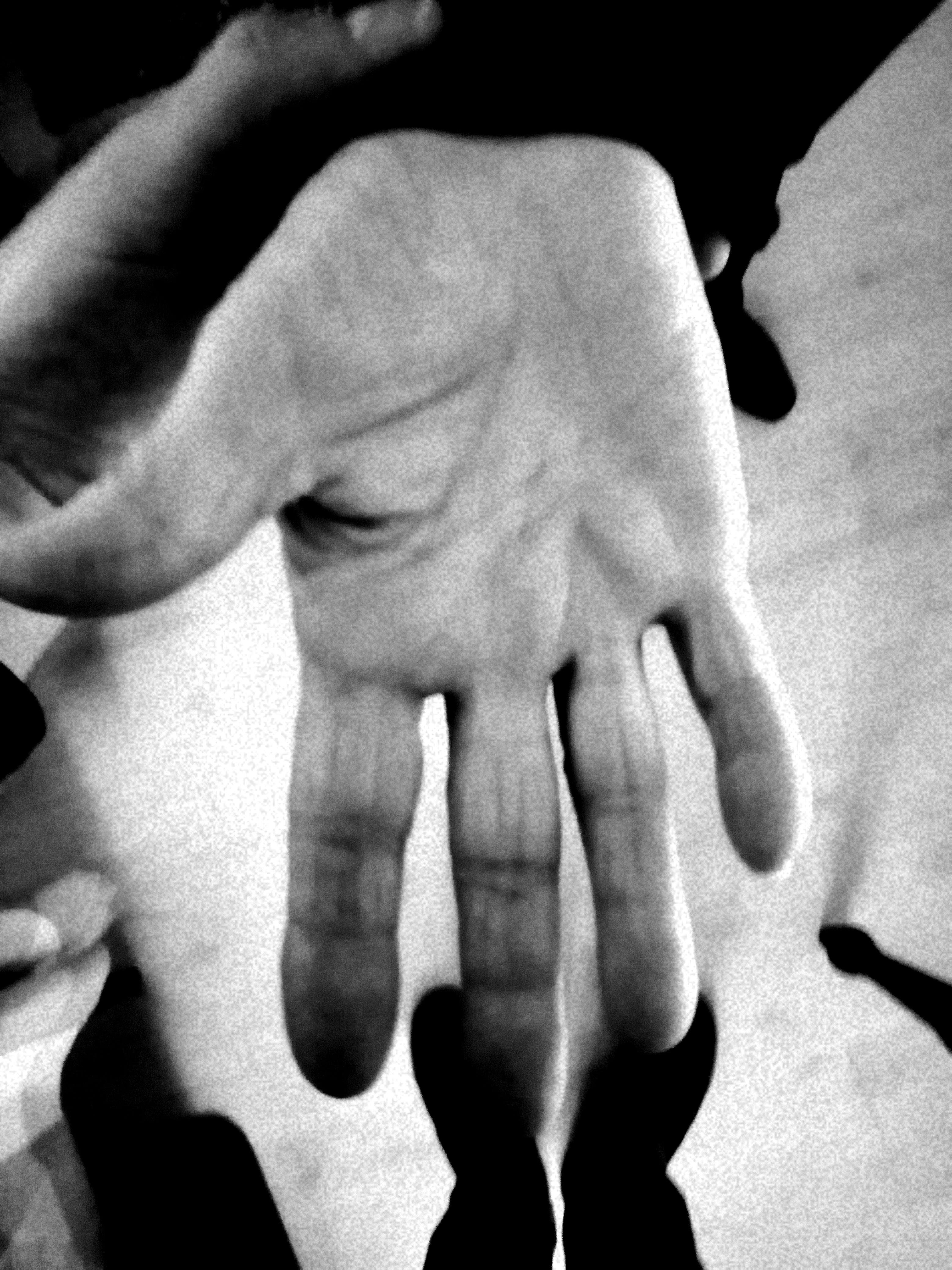 étude de la main