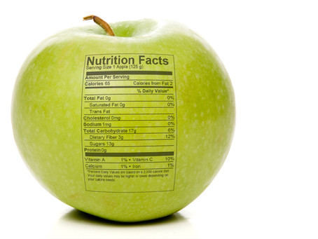 How to read food labels: an essential life skill