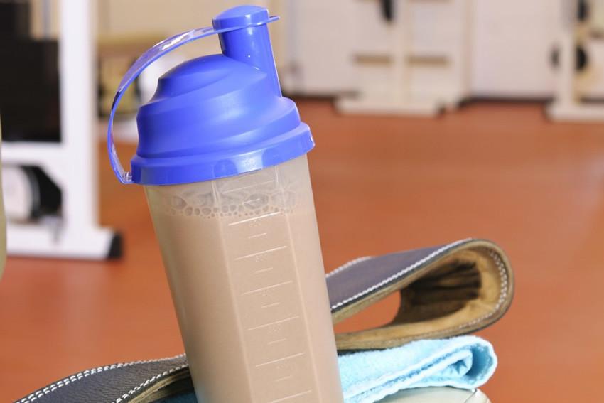 post workout shake