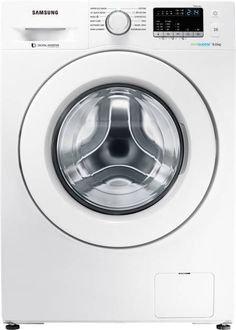 Samsung 6 Kg Fully-Automatic Front Loading Washing Machine (WW60R20GLMW)