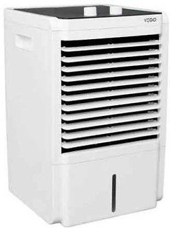 Vego Atom Plus Room/Personal Air Cooler  (White, 6 Litres)