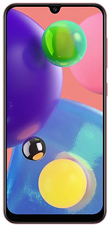 Samsung Galaxy A70s (Red, 6GB RAM, 128GB Storage)